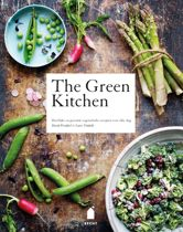 Boek cover The green kitchen van David Frenkiel (Hardcover)