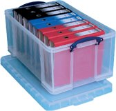 Really Useful Box - 64 liter - Transparant