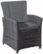 Garden Impressions - Minesota dining fauteuil - earl grey
