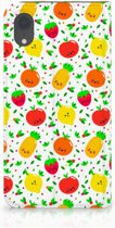 Standcase iPhone Xr Design Fruits