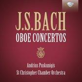 Andrius / Simona Venslo Puskunigis - Bach; Oboe Concertos