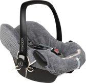 Koeka Hoes voor Maxi-Cosi Antwerp One Size - steel grey