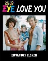 Omslag van 'Eye love you'