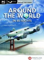 Around The World in 80 Flights (Steam Edition) (FS X + FS 2004 Add-On) PC