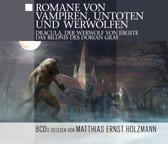 Romane Von Vampiren, Untoten &