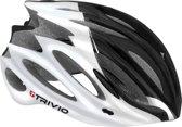 Trivio Chinook - Fietshelm - 58-61cm - White/Black