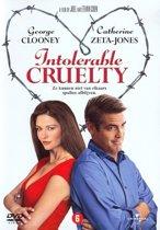 DVD cover van Intolerable Cruelty