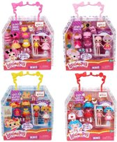 Lalaloopsy Tienerpop Mini: Rosy Bumps And Bruises 12-delig