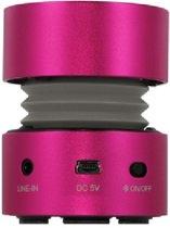 Difrnce SPB109 - Bluetooth speaker - Roze