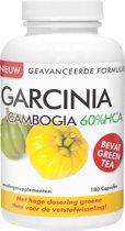 Garcinia Cambogia 60% HCA - 180 capsules - Voedingssupplement