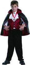 Klassieke vampier outfit voor jongens - Verkleedkleding - 104/116