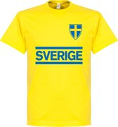 Zweden Team T-Shirt - L