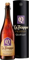 La Trappe Quadrupel in Koker - 75 cl