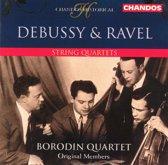 Debussy, Ravel: String Quartets / Borodin String Quartet