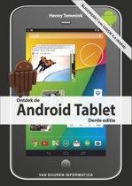 Boek Ontdek de Android Tablet 3e Editie