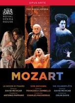 Don Giovanni, Zauberflote, Nozze