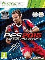 Pro Evolution Soccer 2015 Xbox 360