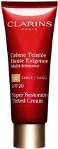 Clarins Crème Teintéé Haute Exigence Getinte Dagcrème 40 ml - 02 - Sable