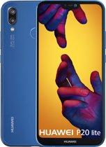 Huawei P20 Lite - 64GB  - Dual sim - Blauw