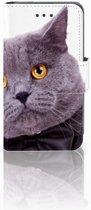 Nokia Lumia 530 Uniek Boekhoesje Kat