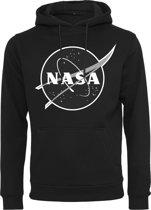 Hoody NASA Insignia Black-and-White