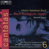 Bach: Cantatas Vol 6 - no 21, 31 / Suzuki, Frimmer, et al