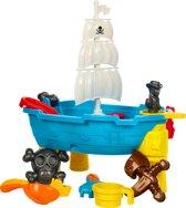 Zand/Speeltafel Piraat