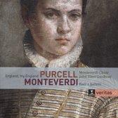 Purcell/Monteverdi: England, My England