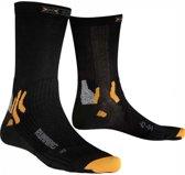 X-Socks Running Mid Calf hardloopsokken heren zwart-35/38