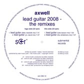 Lead Guitar 2008 - The Remixes