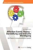 Affective Events Theory - Darstellung Und Kritische Wurdigung