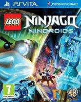 LEGO: Ninjago Nindroids - PS Vita
