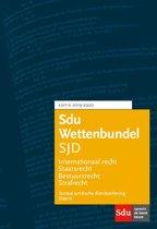 Educatieve wettenverzameling - Sdu Wettenbundel Sociaal Juridische Dienstverlening 2019-2020 (set 2 ex)