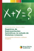 Registros de Representacoes Semioticas No Estudo de Sistemas Lineares