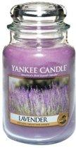 Yankee Candle Lavender - Large Jar