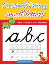 Cursive Writing Small Letters