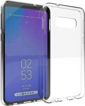 Accezz Clear Backcover Samsung Galaxy S10e hoesje - Transparant