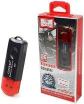 Earldom USB in-car Bluetooth Stereo FM Transmitter - Voor Muziek & Bellen in de Auto - M24