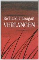 Boek cover Verlangen van Richard Flanagan (Onbekend)