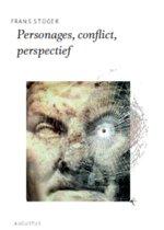 De schrijfbibliotheek - Personages, conflict, perspectief
