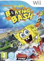 SpongeBob's Boating Bash /Wii