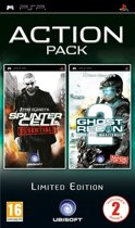 Splinter Cell - Essentials Edition + Ghost Recon: Advanced Warfighter 2