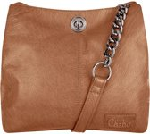Chabo Bags Chain Bag Small - Camel