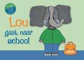 Lou gaat naar school