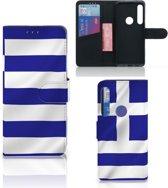 Bookstyle Case Motorola One Macro Griekenland