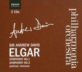 Philharmonia Orchestra - Symphonies Nos.1 & 2