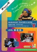 Cosmoville Teacher's Guide for English Books Primary Levels 1,2,3