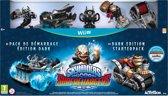Skylanders Super Chargers: Starter Pack - Dark Edition - Wii U