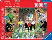 Ravensburger Suske & Wiske good vs evil - Puzzel van 1000 stukjes