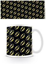 DC ORIGINALS - Mug - 300 ml - Batman Logo Pattern